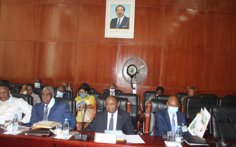 Draft budget of the Ministry of trade